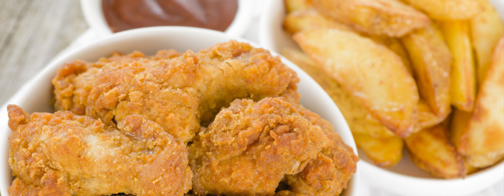 Finger lickin' party food that everybody loves